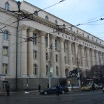 Gerichtsgebäude - wenn meine Übersetzung stimmt