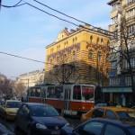 Verkehr in Sofia