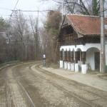 Trambahn-Station